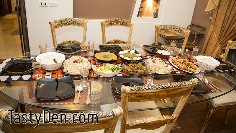 Incredible Menu Ideas For Pakistani Dawat Tastyden Home Interior And Landscaping Ferensignezvosmurscom