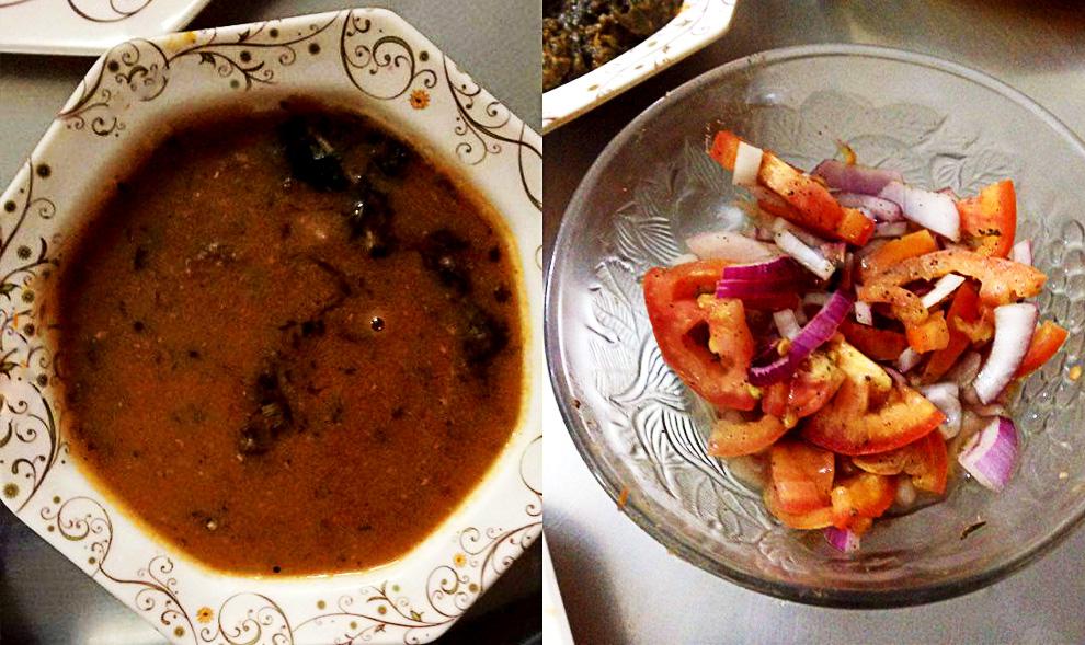 bohri-laosi-daal-cachumbar-salad-gur-walay-chawal