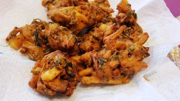 Mixed Vegetables Pakoray